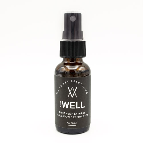 VeriWell Pure Hemp Extract Spray (Cannot Ship  to IA, ID, ME, NC, ND, NE, NY, or OH)